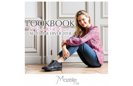 Collection Automne/Hiver 2018 - LOOKBOOK