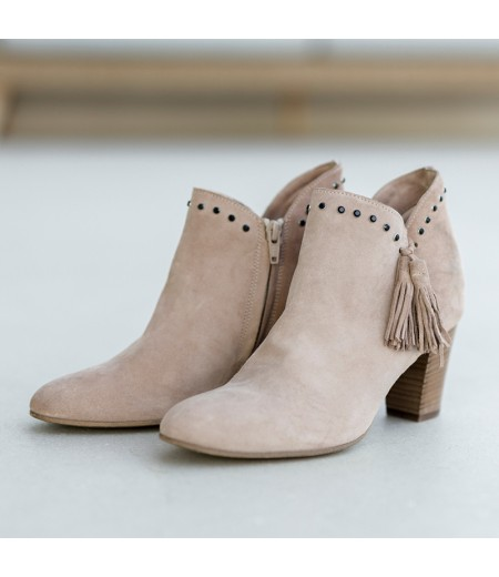 PE // Boots Vany Nub Beige