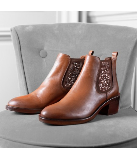 AH // Boots Joyce Bronze