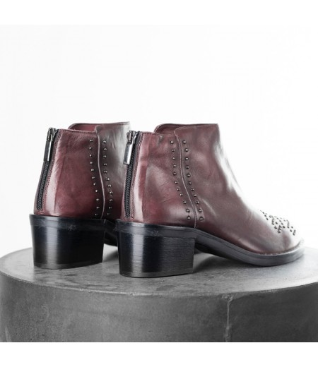 AH // Boots Judie Noir
