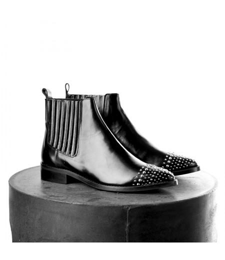 AH // Boots Ribs Noir