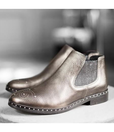 Boots Elisa Bronze
