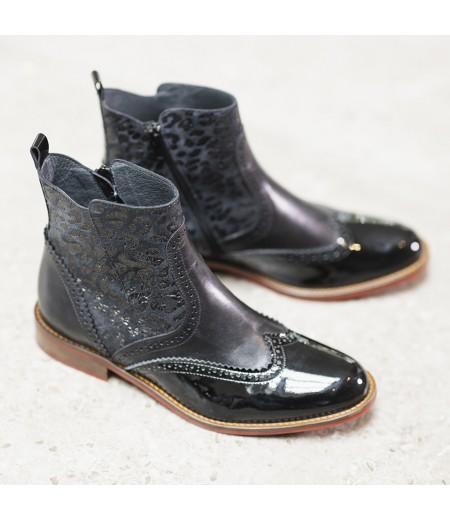 Boots Mahé Noires