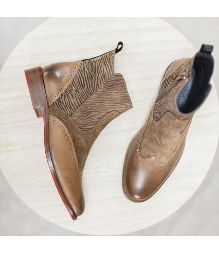 Boots Mahé Cognac
