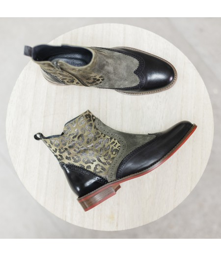 AH // Boots Mahé Kaki