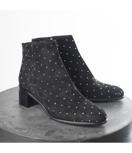 Boots Stella Noires Clous