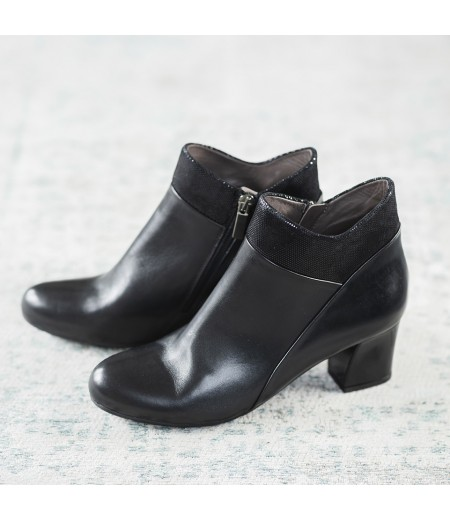Boots Saly Noires