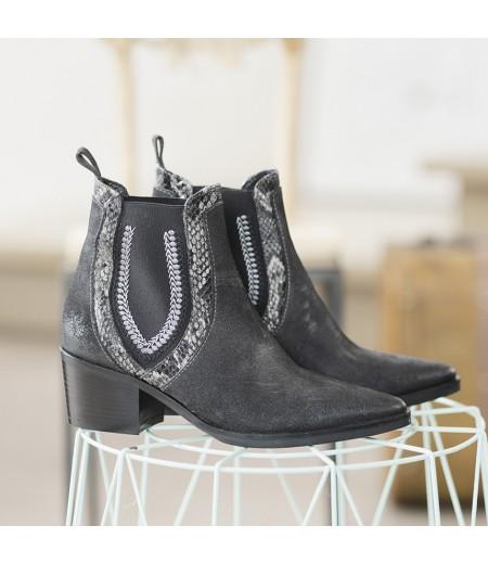 Boots Casy Carbonne