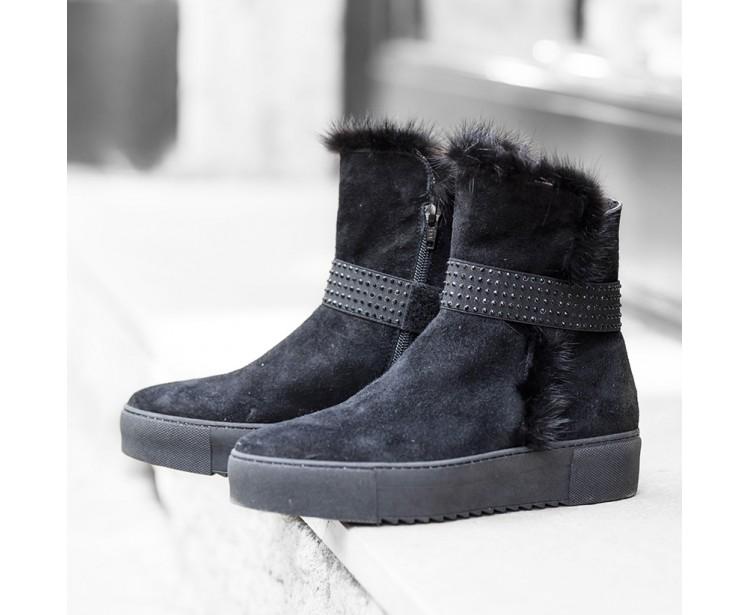 Boots Rena Noires